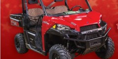 Enter To Win A Polaris ATV, Courtesy of PFI Western and BootDaddy
