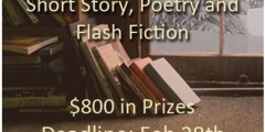2015 Winter Literary Contest