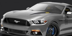 Win The 2015 UTI / Pennzoil Tjin Edition Ford Mustang GT Sweeps