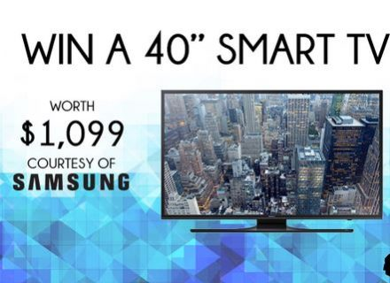 Smart TV Sweepstakes and Giveaways