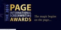 PAGE International Screenwriting Awards 2016