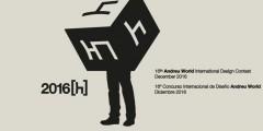 Andreu World Design Contest 2016