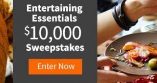 AllRecipes $10,000 Sweepstakes Contest