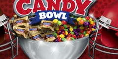 "Mars Chocolate ""Candy Bowl"" Game & Sweepstakes"