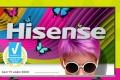 Hisense 4K Smart TV Sweepstakes