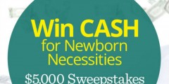 Parents Newborn Necessities Sweepstakes