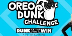 Oreo Dunk Sweepstakes