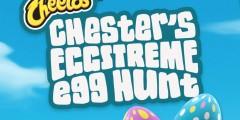 CHEETOS Eggstreme Egg Hunt Promotion