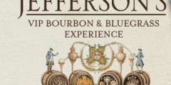 Jefferson's VIP Bourbon & Bluegrass Experience
