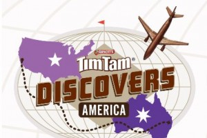 Arnott's Tim Tam Discovers America Sweepstakes