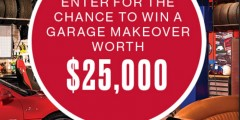 Car & Driver Garage Makeover Sweepstakes