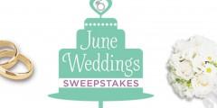 Hallmark Channel June Weddings Sweepstakes