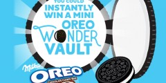 OREO Convenience Store Wonder Vault Promotion