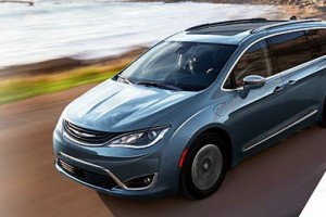Chrysler Pacifica Hybrid and Amazon Family Sweepstakes