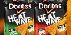 Doritos Heat Wave Sweepstakes