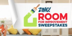 Quicken Loans Zing Room for Improvement Sweepstakes