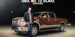 Nissan Titan Take Me To Blake Sweepstakes