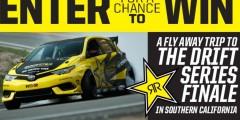 Rockstar Formula Drift Sweepstakes