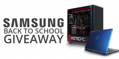 Samsung Back to School Giveaway