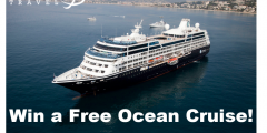 Free Azamara Club Cruise Escorted Tour Sweepstakes