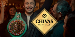 Chivas Regal Fight Club Promotion