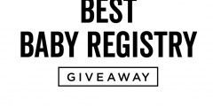 Best Baby Registry Giveaway Sweepstakes