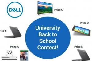 Dell University's Back to School Contest