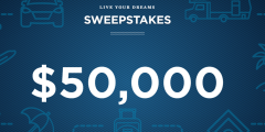 USAA Live Your Dreams Sweepstake
