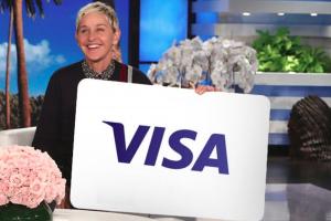 Ellen Win a $600 Visa Gift Card Giveaway