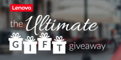 Lenova The Ultimate Gift Giveaway