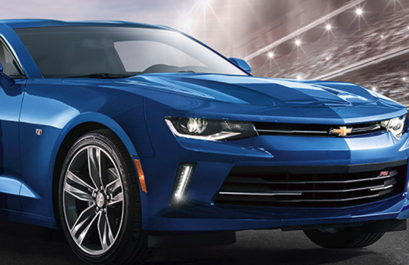 Win A Car Sweepstakes >> Race To Win Camaro Sweepstakes