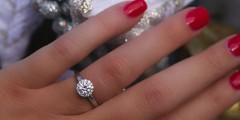 J.R. Dunn's Bling in the New Year Engagement Ring Giveaway