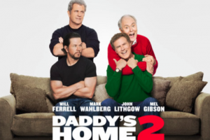 Ryan Seacrest's Daddy's Home 2 Sweepstakes