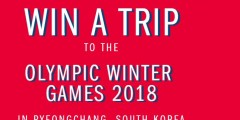 Team USA/Old Navy Pyeongchang Sweepstakes