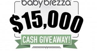 Baby Brezza $15,000 Cash Giveaway