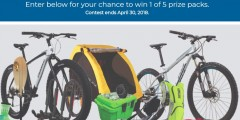 Pedal Paddle 2018 Sweepstakes
