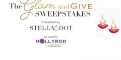 Hallmark Channel Glam and Give Sweepstakes