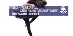 My Secret Online Fitness Game Membership Giveaway