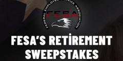 FESA'S Retirement Sweepstakes