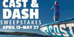 Basspro Cast & Dash Sweepstakes / Vip Race Experience