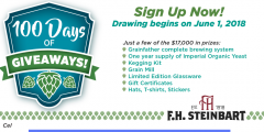 FHS 100 Days of Giveaways