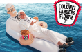 KFC'S Colonel Sanders Floatie Sweepstakes