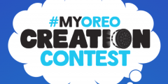My OREO Creation Voting Instant Win Game
