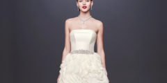 Oleg Cassini Cover Gown Sweepstakes