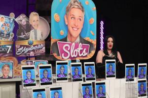 Ellen iPad Giveaway