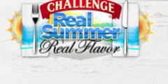 "Challenge ""Real Summer, Real Flavor"" Instant Win & Sweepstakes"