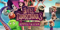 Hotel Transylvania 3 Sweepstakes