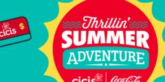 Thrillin' Summer Adventure Sweepstakes