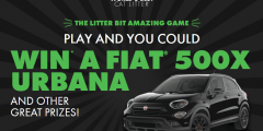 World's Best Cat Litter The Litter Bit Amazing Game Sweepstakes