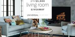 Universal Living Room Giveaway